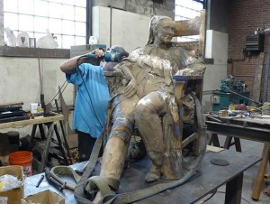 KEATING_FOUNDRY_NYC_Fine_Art_Finishing_9