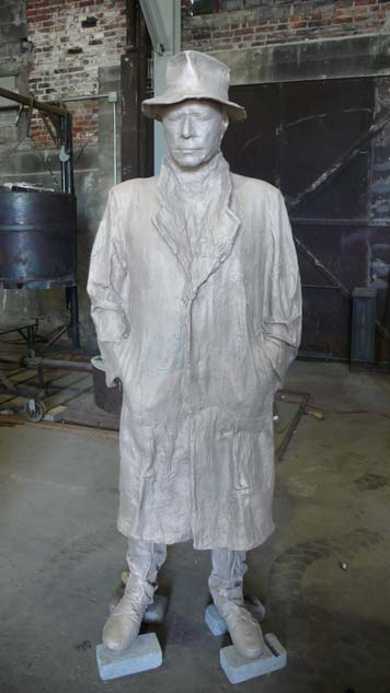 george-segal-bronze
